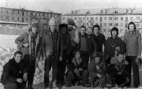 Когалым, 1984г