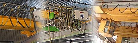 Гирляндные кабельные системы